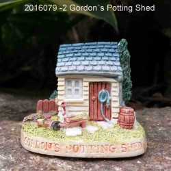 Gorbon´s Potting Shed