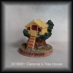 Clarence´s Tree House